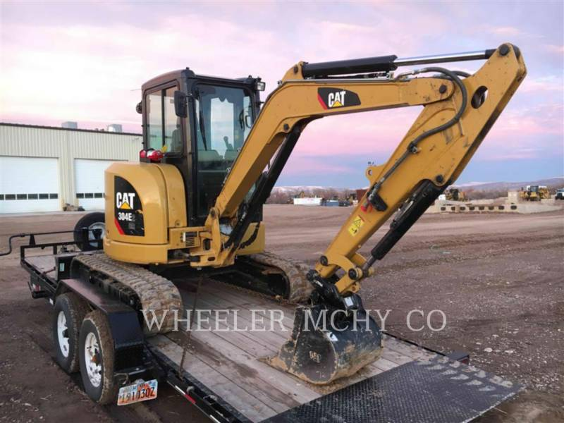 CATERPILLAR PELLES SUR CHAINES 304E2 C3P equipment  photo 3