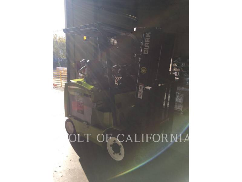 CLARK FORKLIFTS ECX20 equipment  photo 4