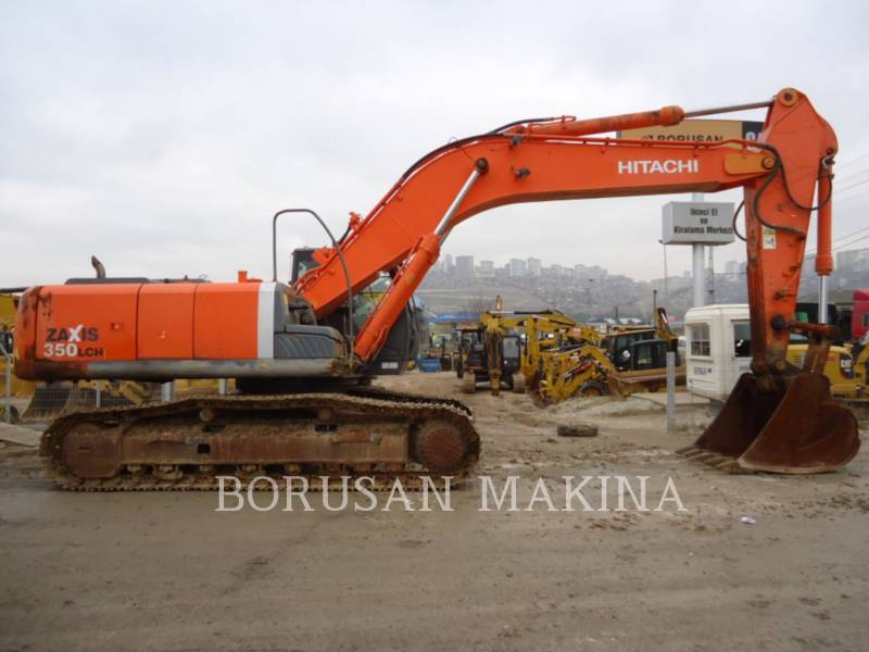 HITACHI MINING SHOVEL / EXCAVATOR ZX350LCH-3 equipment  photo 1