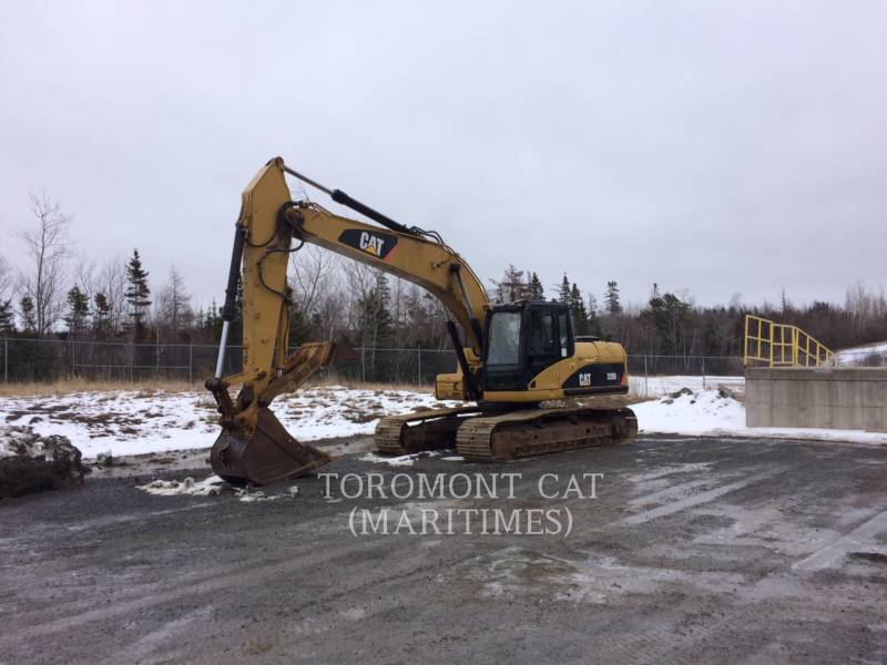 CATERPILLAR TRACK EXCAVATORS 320 D L equipment  photo 7