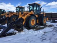 Equipment photo HYUNDAI HL760-9A WHEEL LOADERS/INTEGRATED TOOLCARRIERS 1