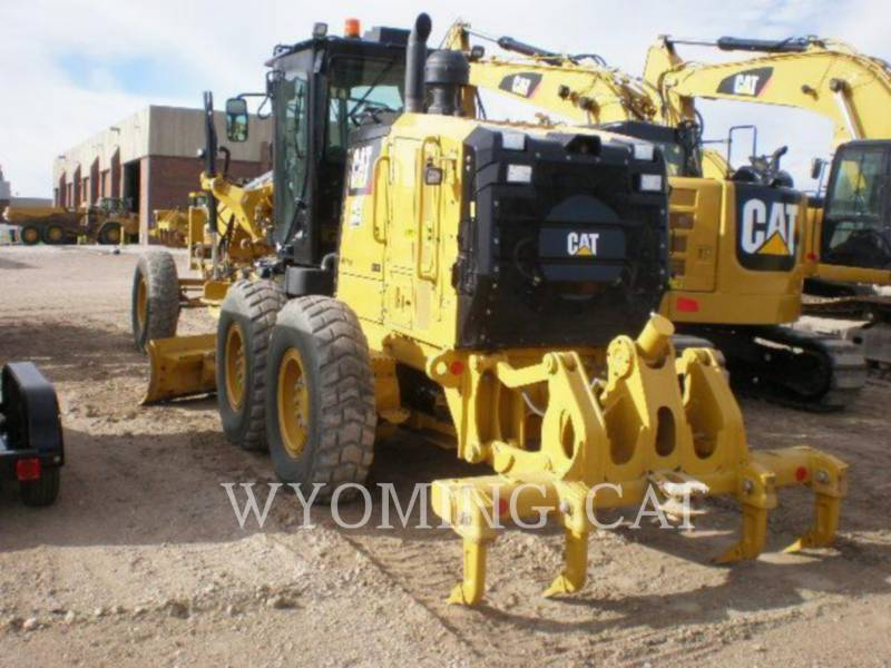 CATERPILLAR NIVELEUSES 12M2 equipment  photo 4