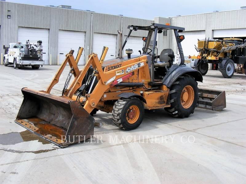CASE/INTERNATIONAL HARVESTER INDUSTRIAL LOADER 570M XT equipment  photo 1