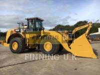 CATERPILLAR WHEEL LOADERS/INTEGRATED TOOLCARRIERS 980K HL equipment  photo 4