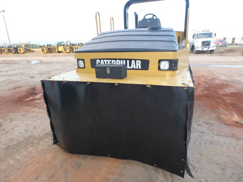 CATERPILLAR PNEUMATIC TIRED COMPACTORS PS-360C equipment  photo 6