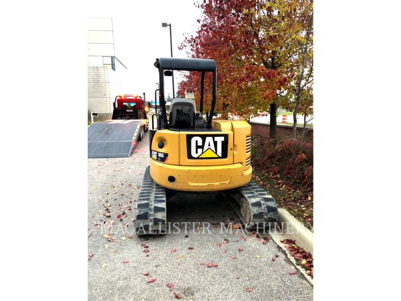 CATERPILLAR TRACK EXCAVATORS 305ECR equipment  photo 4