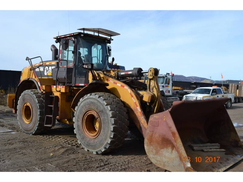 CATERPILLAR PALE GOMMATE/PALE GOMMATE MULTIUSO 966M equipment  photo 4