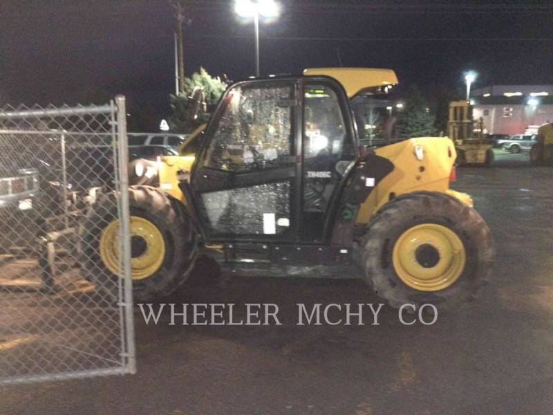 CATERPILLAR TELEHANDLER TH406C CB equipment  photo 4