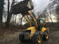 NEW HOLLAND LTD. RETROEXCAVADORAS CARGADORAS B115B equipment  photo 3