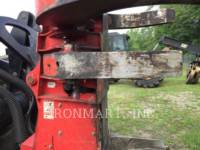 CATERPILLAR FORESTRY - FELLER BUNCHERS - WHEEL 553C equipment  photo 9
