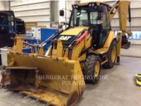 Equipment photo CATERPILLAR 428F BACKHOE LOADERS 1
