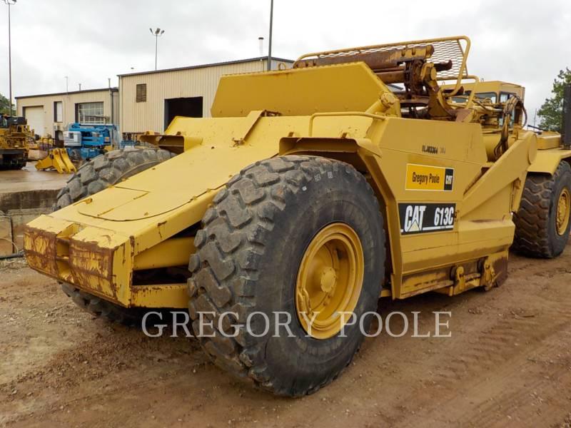 CATERPILLAR WHEEL TRACTOR SCRAPERS 613C II equipment  photo 10