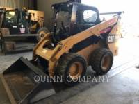 Equipment photo CATERPILLAR 262D PALE COMPATTE SKID STEER 1