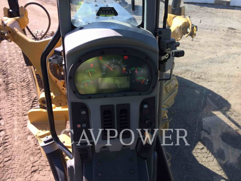 CATERPILLAR MOTOR GRADERS 140M2AWD equipment  photo 7