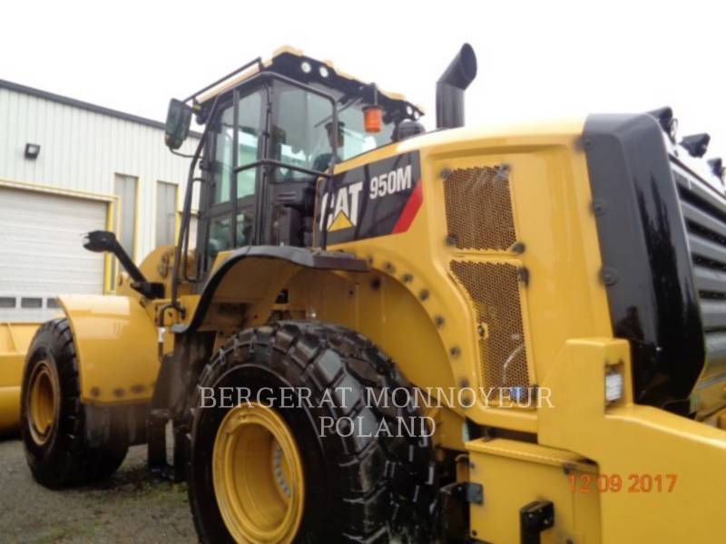 CATERPILLAR RADLADER/INDUSTRIE-RADLADER 950M equipment  photo 9