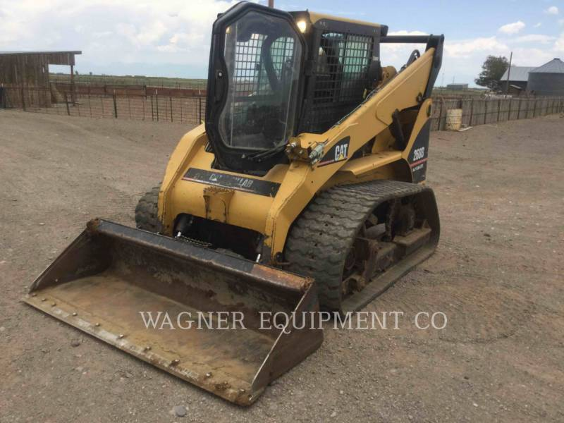CATERPILLAR KOMPAKTLADER 268B VTS equipment  photo 1
