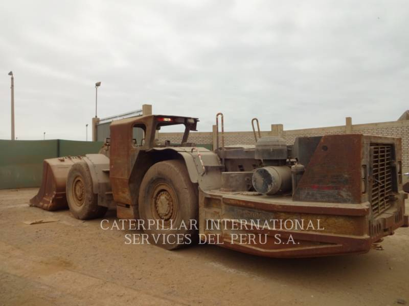 CATERPILLAR UNDERGROUND MINING LOADER R1600G equipment  photo 4