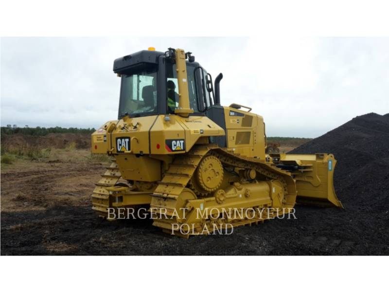CATERPILLAR CIĄGNIKI GĄSIENICOWE D 6 N XL equipment  photo 3
