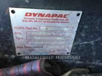 DYNAPAC VIBRATORY DOUBLE DRUM ASPHALT CC234HF equipment  photo 12