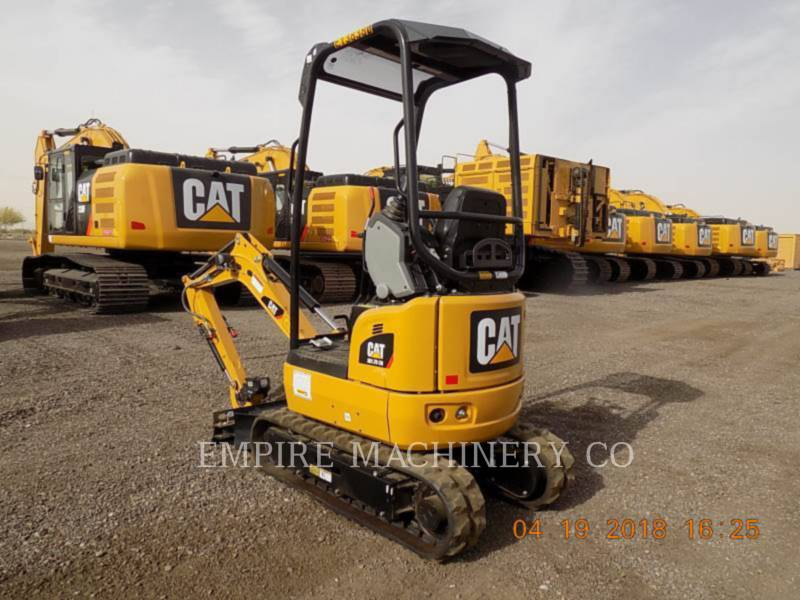 CATERPILLAR EXCAVADORAS DE CADENAS 301.7DCROR equipment  photo 3