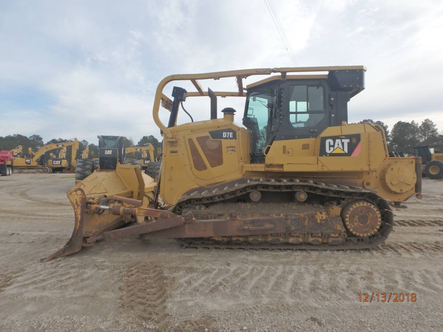 Used 2011 Caterpillar D7E for Sale in NJ, PA, DE and Staten Island
