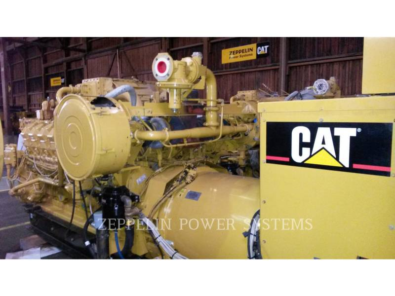 CATERPILLAR FISSO - GAS NATURALE (OBS) G3516A equipment  photo 5