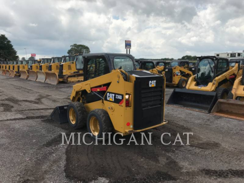 CATERPILLAR SKID STEER LOADERS 236D A2Q equipment  photo 4