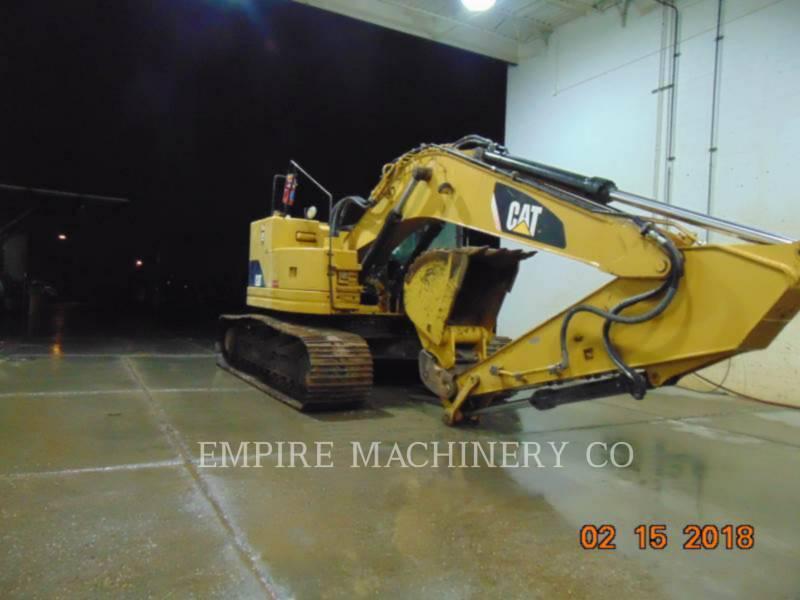 CATERPILLAR トラック油圧ショベル 328DL    P equipment  photo 1