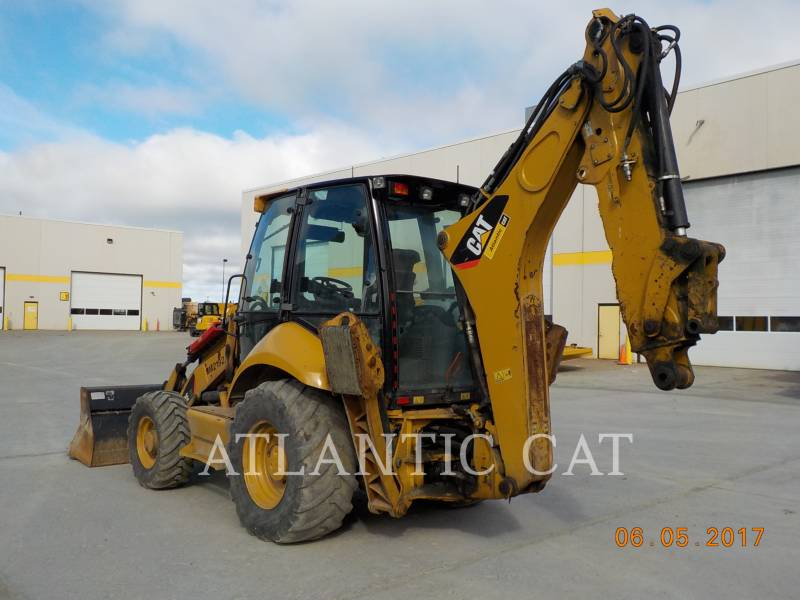 CATERPILLAR RETROEXCAVADORAS CARGADORAS 420E-IT equipment  photo 3