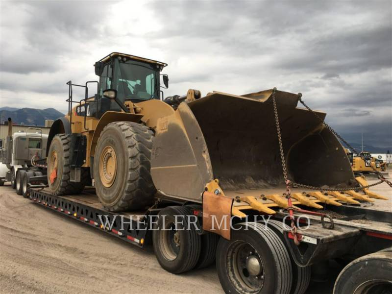 CATERPILLAR WHEEL LOADERS/INTEGRATED TOOLCARRIERS 980M AOC T equipment  photo 3
