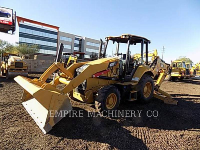 CATERPILLAR RETROEXCAVADORAS CARGADORAS 420F2 4EOP equipment  photo 4