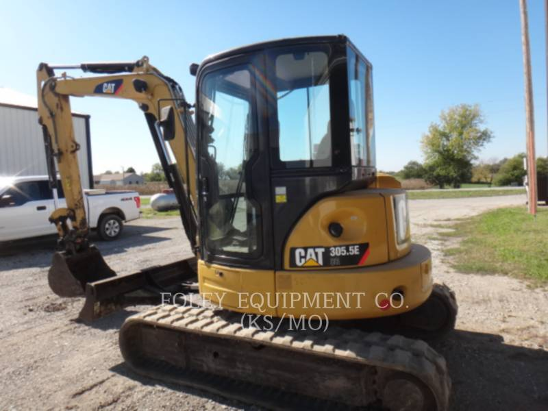 CATERPILLAR PELLES SUR CHAINES 305.5ECR equipment  photo 4