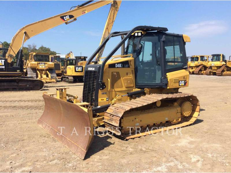 CATERPILLAR TRACTEURS SUR CHAINES D4KLGP A equipment  photo 1