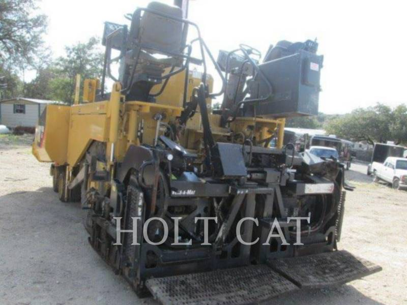 CATERPILLAR ASPHALT PAVERS AP-600D equipment  photo 4