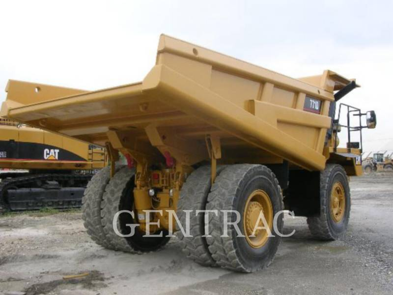 CATERPILLAR OFF HIGHWAY TRUCKS 771D equipment  photo 4