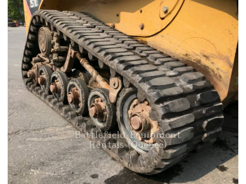 Caterpillar ÎNCĂRCĂTOARE PENTRU TEREN ACCIDENTAT 257B2 equipment  photo 8
