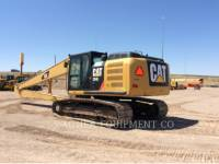 CATERPILLAR KETTEN-HYDRAULIKBAGGER 324EL LR equipment  photo 2