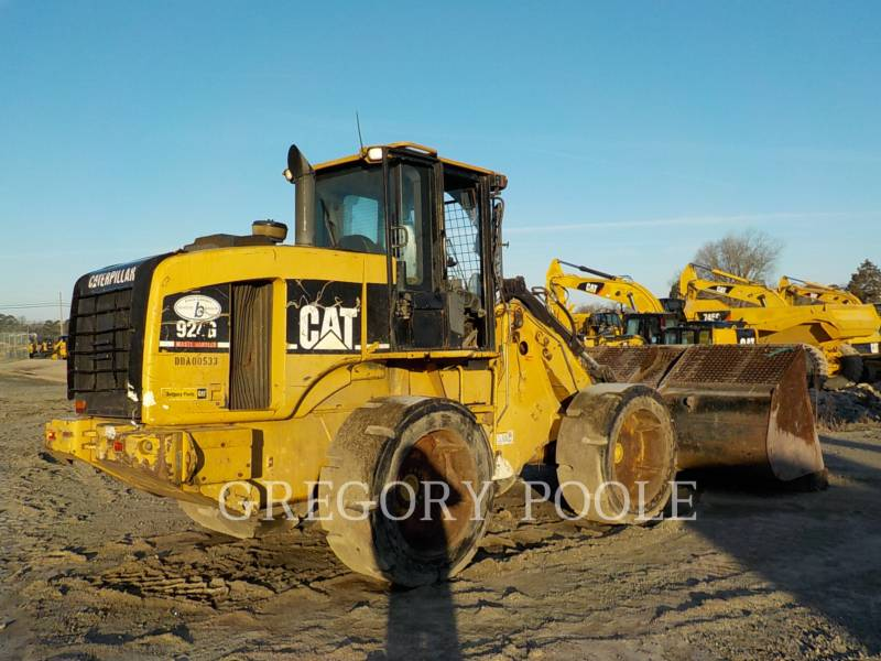 CATERPILLAR PALE GOMMATE/PALE GOMMATE MULTIUSO 924G equipment  photo 9