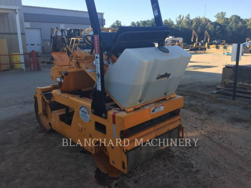 LEE-BOY VIBRATORY SINGLE DRUM ASPHALT 400T equipment  photo 4