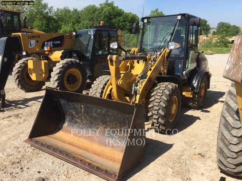 Caterpillar ÎNCĂRCĂTOARE PE ROŢI/PORTSCULE INTEGRATE 906H2 equipment  photo 2