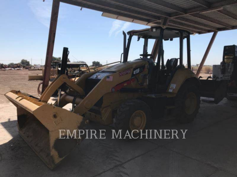 CATERPILLAR CARGADOR INDUSTRIAL 415F2IL equipment  photo 5