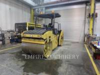 CATERPILLAR TANDEMVIBRATIONSWALZE, ASPHALT CB54B equipment  photo 4