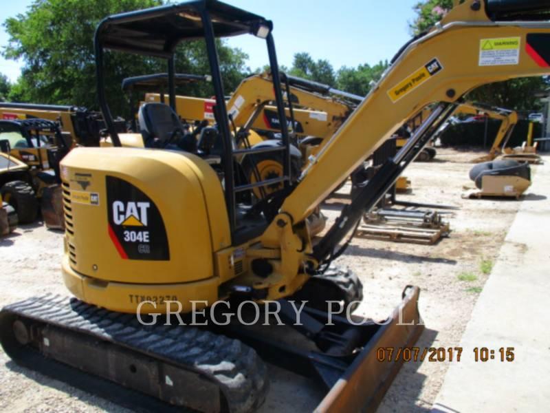 CATERPILLAR TRACK EXCAVATORS 304E CR equipment  photo 2