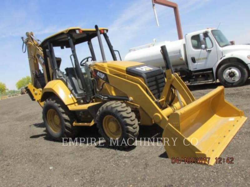 CATERPILLAR BACKHOE LOADERS 415F2 4EO equipment  photo 1