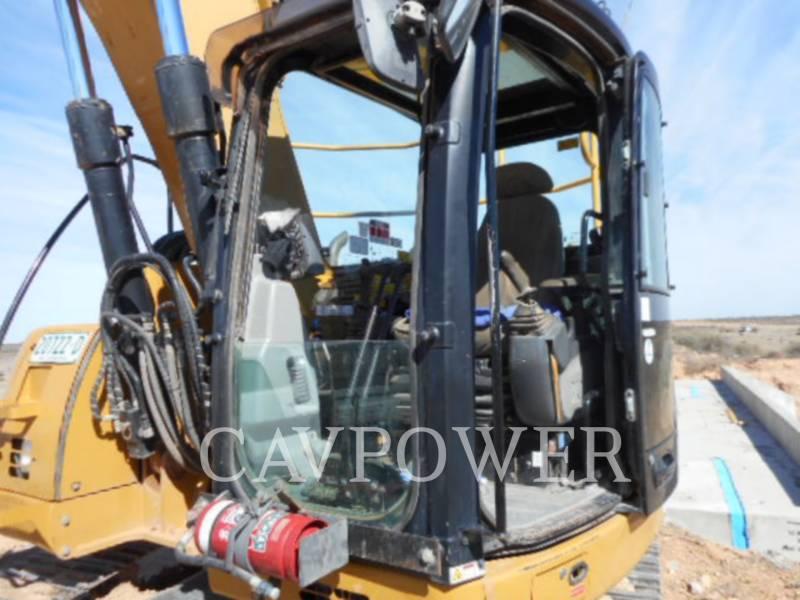 CATERPILLAR TRACK EXCAVATORS 314DLCR equipment  photo 13