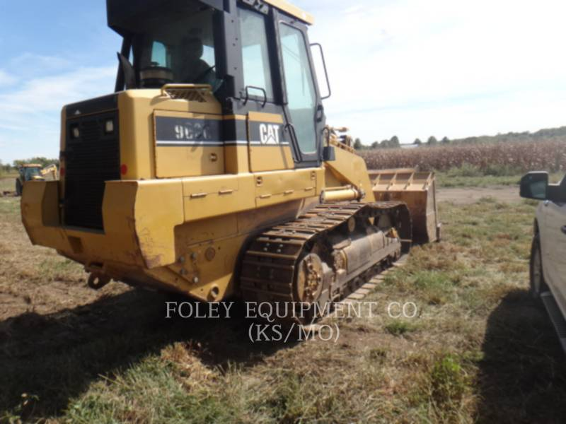 CATERPILLAR TRACK LOADERS 963C equipment  photo 3
