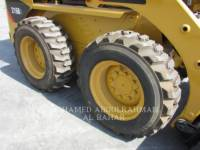 CATERPILLAR MINICARGADORAS 216 B SERIES 3 equipment  photo 9