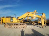 KOMATSU TRACK EXCAVATORS PC 600 equipment  photo 4