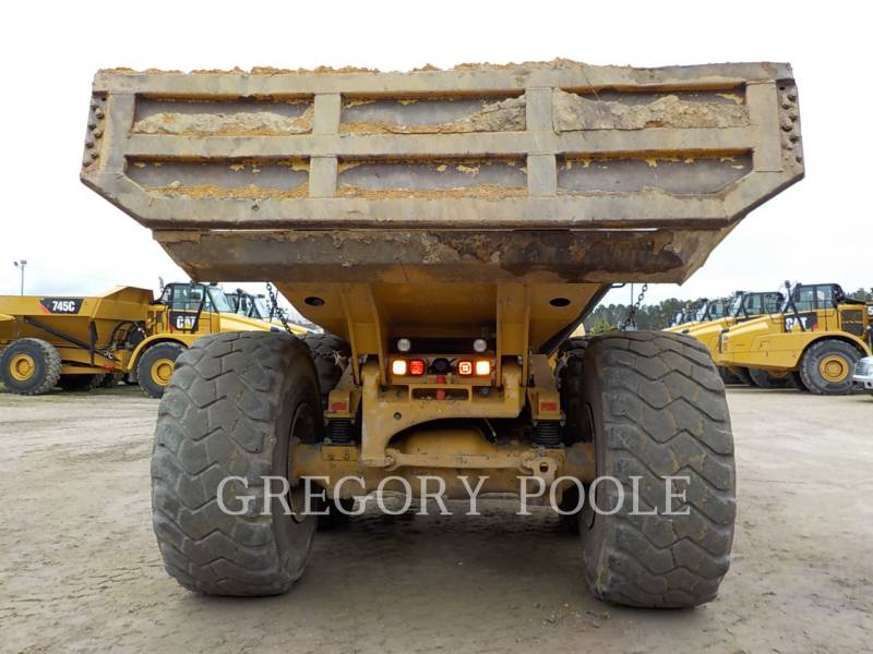 CATERPILLAR ARTICULATED TRUCKS 740B equipment  photo 11