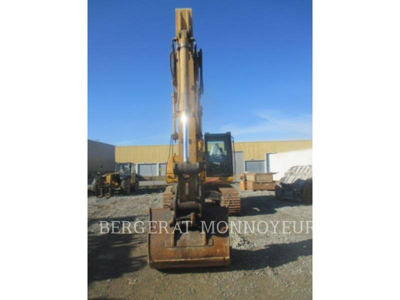 CATERPILLAR KETTEN-HYDRAULIKBAGGER 323D equipment  photo 15